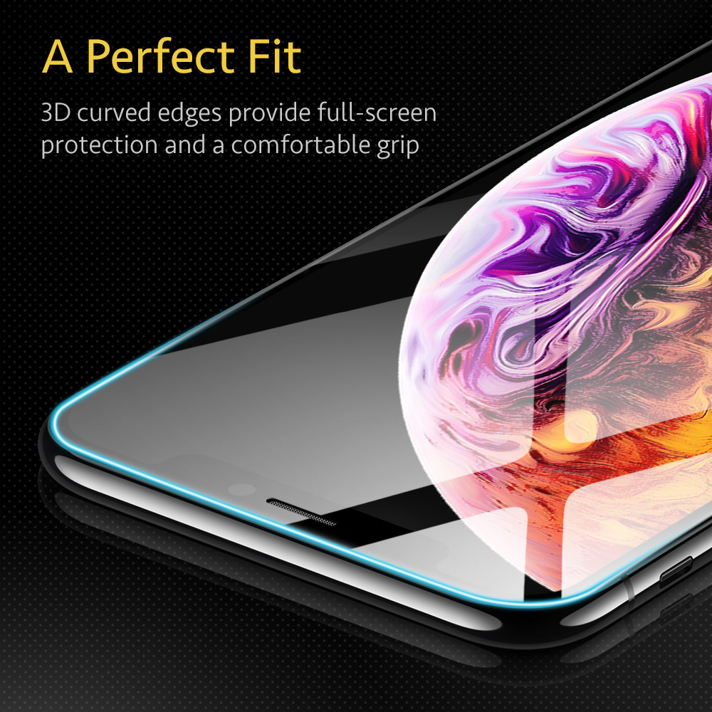 Premium ESR Clear Tempered Glass Screen Protector for iPhone 11 Pro Max 15