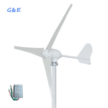 HAWT-turbina aerogeneradora con controlador, 500W, Envío desde Europa sin aduanas 1
