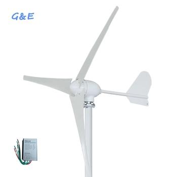 HAWT 500W Wind Turbine Generator With Controller