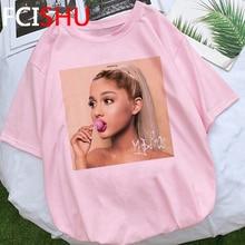 Ariana Grande 7 Rings Graphic T Shirt Women Thank You,next S