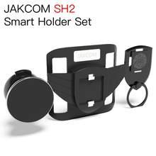 JAKCOM-Conjunto de soporte inteligente SH2, mejor que la funda para el brazo, ganancia de 12 pro max, soporte de coche, soporte de teléfono para iluminación indefinido