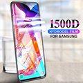Гидрогелевая Защитная пленка для Samsung Galaxy A30 50 A70 A40 A60 M20 M30 A10 A51 A71, не закаленное стекло