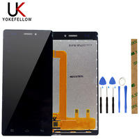 100% Tested LCD Display For DEXP Ixion M250 Ferum LCD Display Screen with Touch Screen Assembly