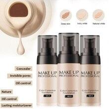 base makeupColor Changing Foundation Makeup Base Face Liquid Cover Concealer primer makeup