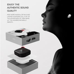 Image 5 - TWS אוזניות אלחוטי Earbud Bluetooth 5.0 תמיכה Aptx/AAC 45h זמן משחק עבור iOS/אנדרואיד IPX7 עמיד למים שדרוג