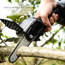 Cutter Chainsaw Powered Electric Protable Pruning for Tree-Wood Shears Handheld