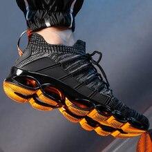 Новинка 2020 высококачественные дышащие мужские кроссовки damyuan