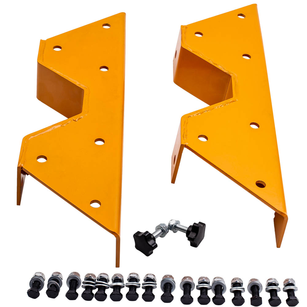 Rear C Notch Kit Fit For Chevy C10 C15 C1500 1973 74 75 76 77-1987