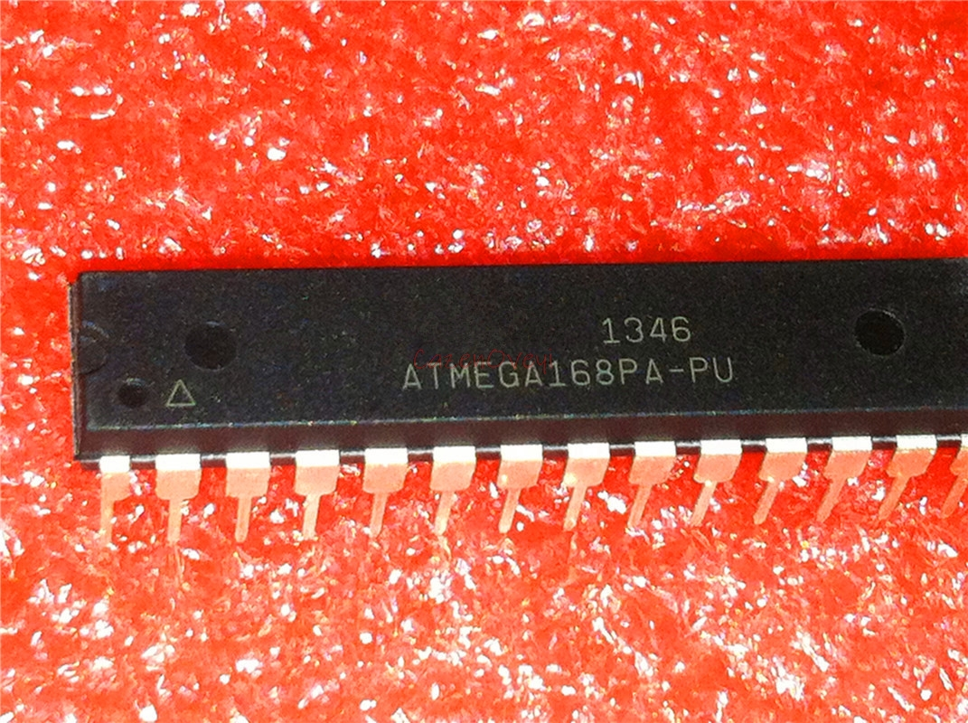 10PCS ATMEGA168P-20PU ATMEGA168P DIP28  IC