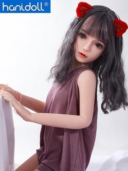цена на Hanidoll Sex Dolls 125cm Adult Sex Toys for Men Love Doll Real TPE Sex Doll Realistic  Vagina Ass Breast Lifelike Sexdoll Robot