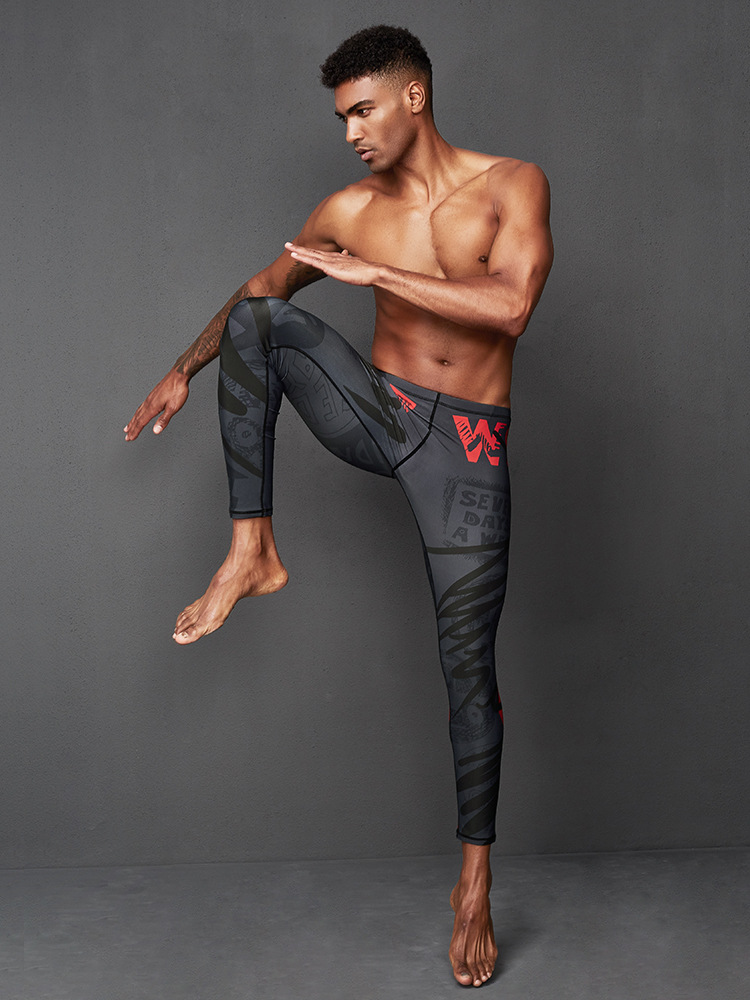 [] Men Capri Swimming Pants Long Quick-Dry Warm Diving Pants Sun-proof Trousers Hot Springs Swimming Trunks Men's