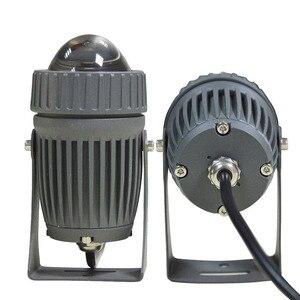 Image 3 - Professionelle Optische Design Outdoor Led Flutlicht 10W Led Spot Licht mit Schmalen lampe Winkel Flutlicht mit 100 240V Beleuchtung