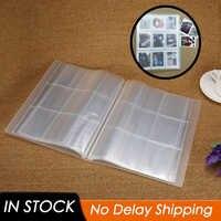 288 Pockets Transparent Film Photo Album for Fujifilm Instax Mini 9 8 7s 25 70 90 Camera Film Ticket Name Card Holder