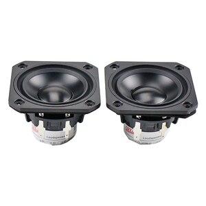 Image 3 - GHXAMP 2.5 pouces gamme complète haut parleur 4ohm 15W néodyme céramique alumine pleine fréquence haut parleur Bluetooth haut parleur bricolage 2 pièces