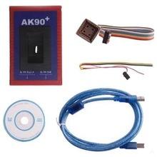 최신 버전 V3.19 AK90 키 프로그래밍 도구 AK90 + BM AK90 키 프로그래머 AK 90