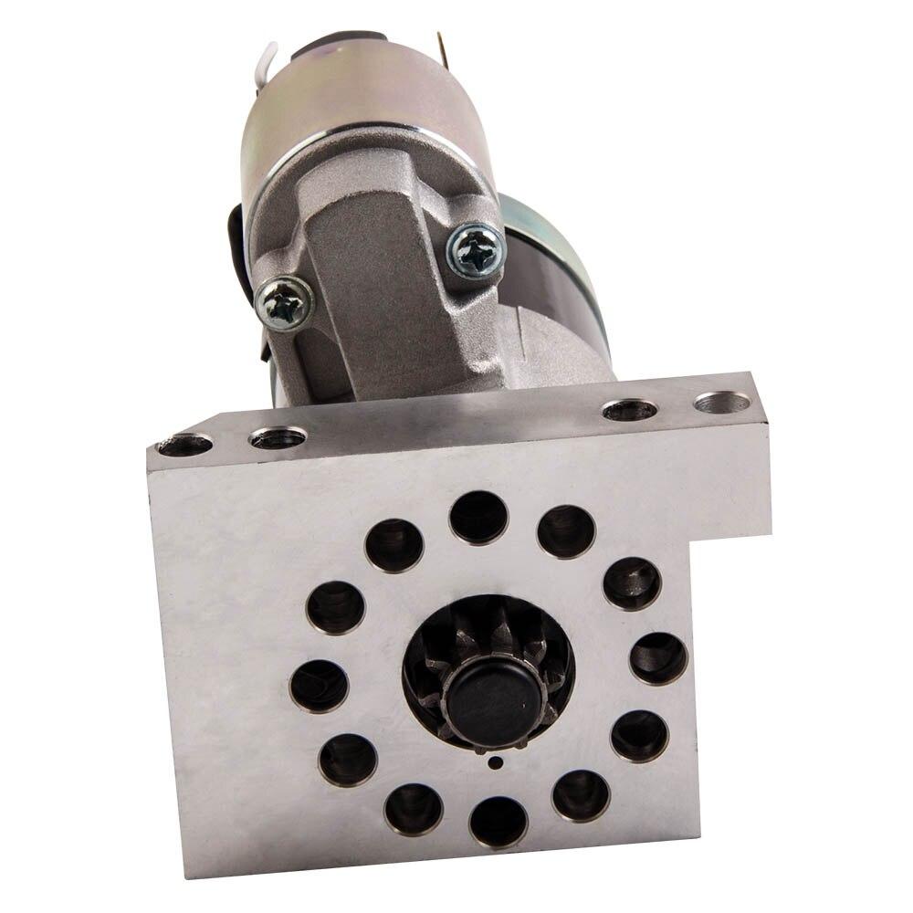 maXpeedingrods Starter Motor for CHEV Small Big Block V8 283-454 350 400 396 3HP