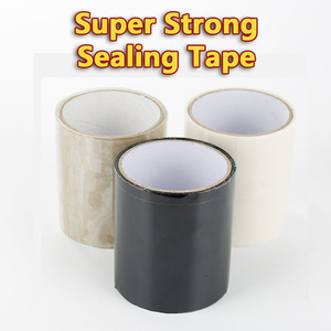 150x10cm Super Strong Fiber Waterproof Tape Stop Leaks Seal Repair Tape Performance Self Fix Tape Fiberfix Adhesive Tape(China)