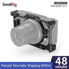 Клетка smallrig zv1 для камеры sony клетка с боковой ручкой