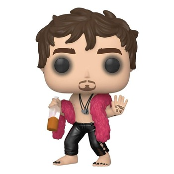 FUNKO POP The Umbrella Academy Klaus 931# Action Figure Toys 10cm Vinyl Collection Model Toys for Kids Birthday Gifts 2