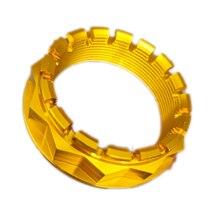 цена на DA394 REAR WHEEL AXLE NUT KIT CNC FIT FOR SUPERBIKE 1199 Superleggera2014 SUPERBIKE 1299 Panigale S2015 - 2017