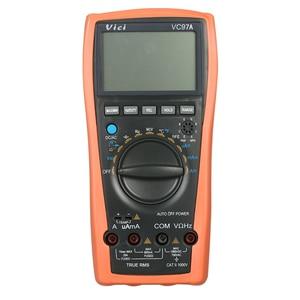 Image 2 - VC99 VC97A新VC97 1000vデジタルマルチメータdc acオートレンジdmm温度電流計静電容量抵抗ダイオード