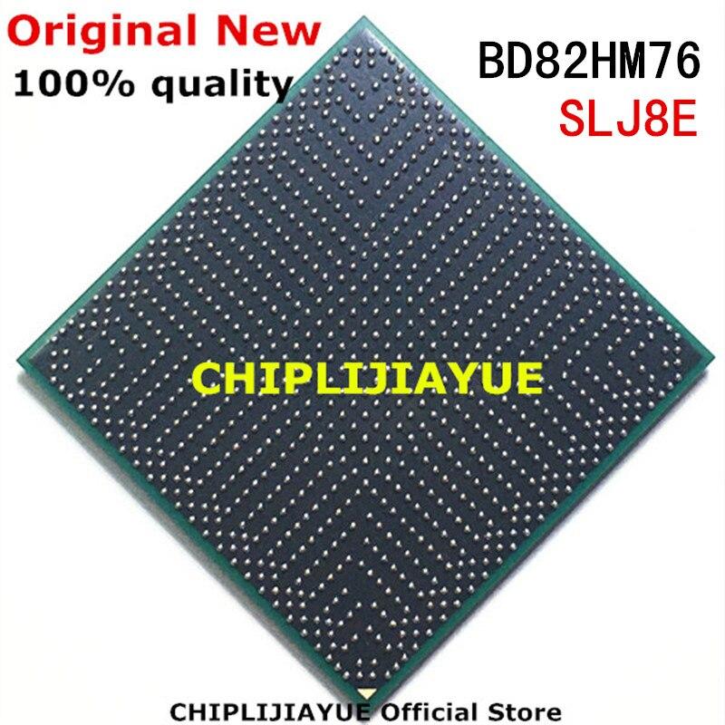 100% nova BD82HM76 SLJ8E BD82 HM76 chips IC Chipset BGA