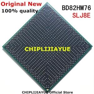 Image 1 - 100% yeni BD82HM76 SLJ8E BD82 HM76 IC çip BGA yonga seti
