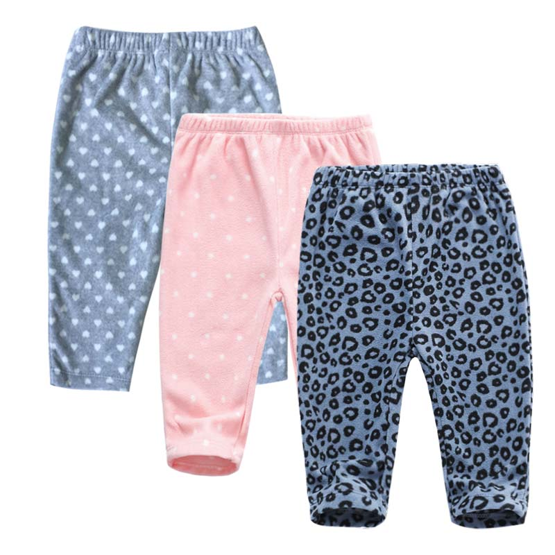Newborn Baby Boys Girls Baby Girls Pants Unisex Casual Bottom Harem Pants PP Pants Fox Trousers 6M-24M image