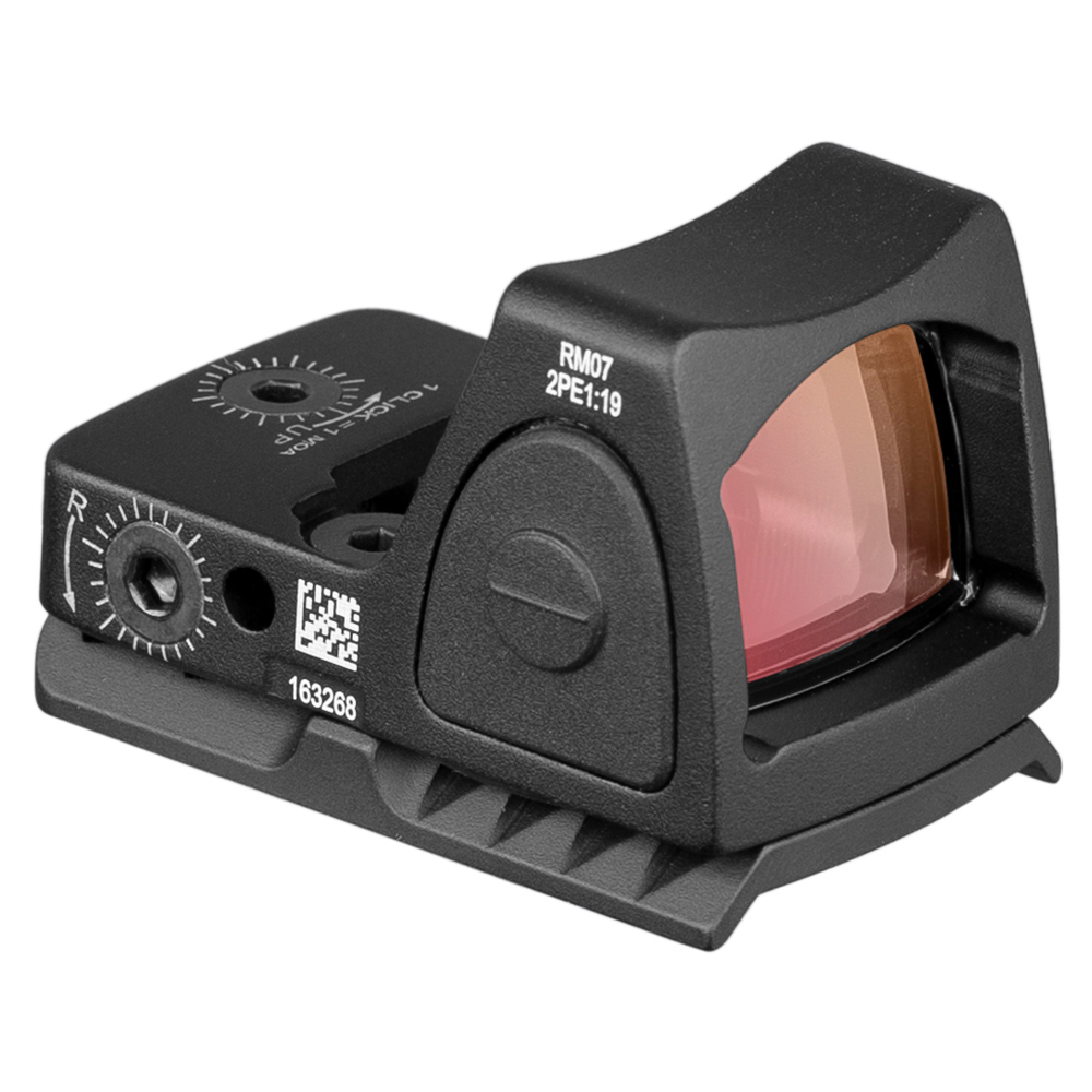 mini rmr red dot visao laser colimador base glock revolver mira reflex scope fit 20mm weaver
