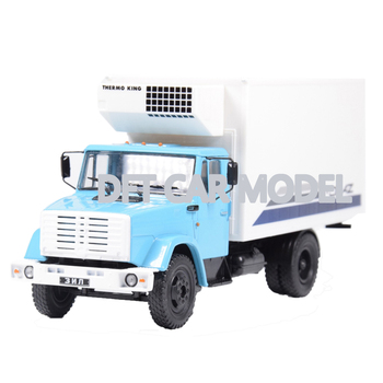 Diecast 1:43 Odaz-43093(4331) Truck Model of Children's Toy Cars Original Authorized Authentic Kids Toys Gift Free Shipping