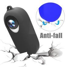 Для Insta360 GO силиконовый чехол, защита от царапин, пылезащитный чехол, чехол для Insta360 GO, аксессуары для экшн-камеры