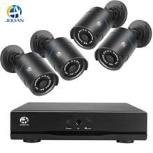 CCTV Camera Security System 4CH DVR CCTV System 2CH 1.0 MP IR Outdoor Indoor Security Camera Kit 720P Security Surveillance Set