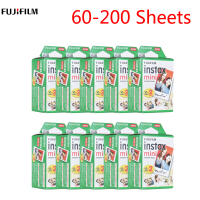Genuine Fujifilm Instax Mini 8 9 Film 60 200 Sheet Fujifilm Instax Mini White Film for Fujifilm Instax Mini 7s/8/25/90/9 Film