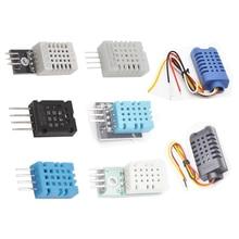 Цифровой + Температура + и + Влажность + Датчик + Модуль + DHT11 + DHT22 + AM2302B + AM2301 + AM2320 + AM2302 + HS1101 + HR202 + Датчик + Для