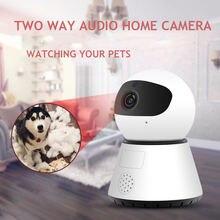 Ip камера видеонаблюдения с wi fi 1080p