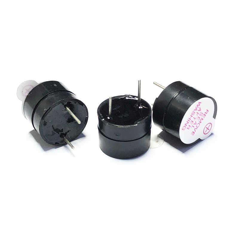 2 pcs Mini Magnetic Active Buzzer