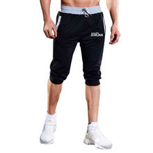 Männer lace-up Bermuda outdoor casual shorts mode marke sport baumwolle atmungsaktiv fünf-punkt shorts Jordan 2020 neue(China)