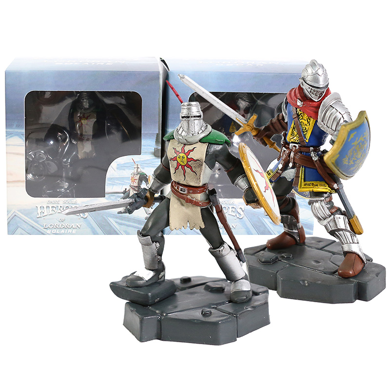 Dark Souls Heroes of Lordran Solaire / Oscar PVC Figure Collectible Model Toy