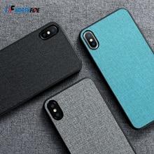 Textile Coth Case For Xiaomi MI 9 SE/9T