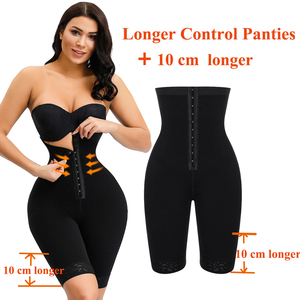 Image 5 - HEXIN Plus Size Women Butt Booty Lifter Shaper Bum Lift Buttocks Enhancer Boyshorts Briefs Control Pants Shapwear Underwear