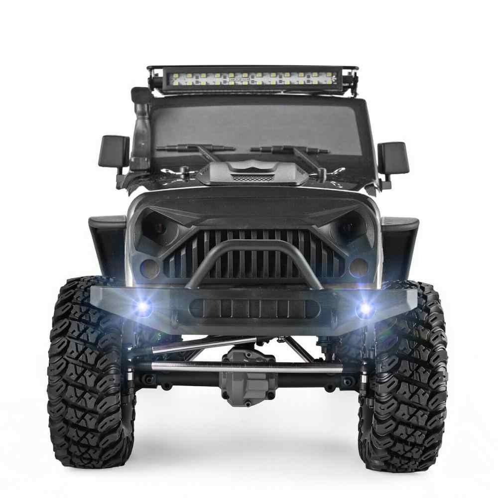 Rgt Rc Crawler 1:10 Schaal 4wd Rc Auto Off Road Truck Rc Rock Cruiser EX86100 Hobby Crawler Rtr 4X4 Waterdichte Rc Speelgoed