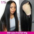 Tinshe волосы полностью кружевные человеческие волосы парики 150 200 плотность бесклеевой полный кружевной парик предварительно выщипанные бра...