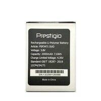 Neue PSP3471 DUO Batterie Für Prestigio Wize Q3 DUO PSP3471 Telefon