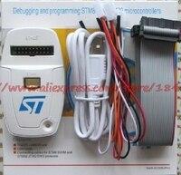 Frete grátis ofertas especiais stlink st ST LINK/v2 (cn) stm8 stm32 emulador download programador ST LINK/v2 sensor|Sensores ABS| |  -