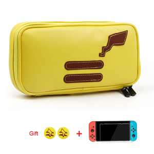 Image 2 - Waterproof EVA Storage Case Bag For Nintend Switch NS Console Carrying Bags Nintend Switch Lite Game Accessories Gift