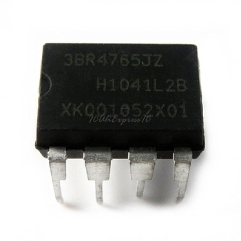 10pcs/lot ICE3BR4765J 3BR4765JZ DIP-7 In Stock - discount item  8% OFF Active Components