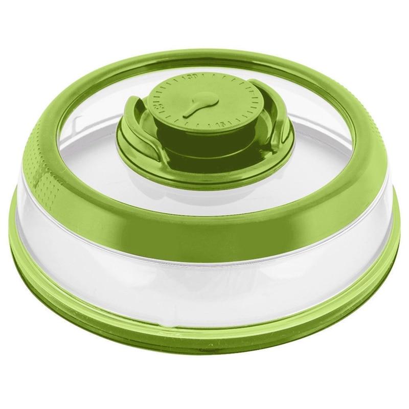 Top Deals Vacuum Food Sealing Machine Mini Cover Kitchen Instant Vacuum Food Sealing Machine Fresh Vegetable Preservation