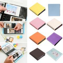 68 карманов Мини Фотоальбом для Instant Polaroid чехол для хранения фотографий для Fujifilm Instax Mini Фильм 7s 8 Корея instax Мини альбом