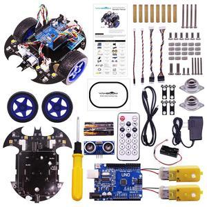 Rowsfire Bat Smart Robot Car P