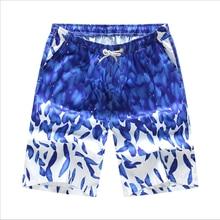 summer hot shorts men's Breathable shorts men's summer loose breathable casual shorts beach shorts